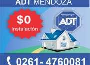 Contratar ADT en Mendoza  0261-4760081