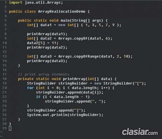 Programación imperativa