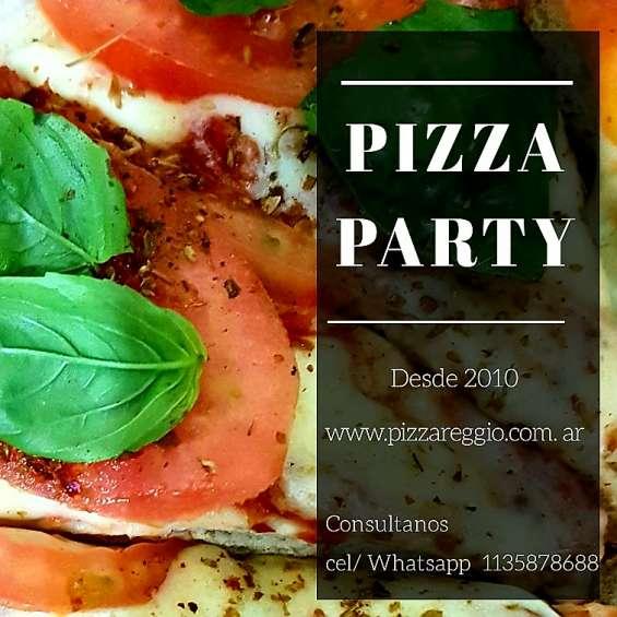 Fotos de Pizza party . alquiler de livings, gazebos - zona sur 1