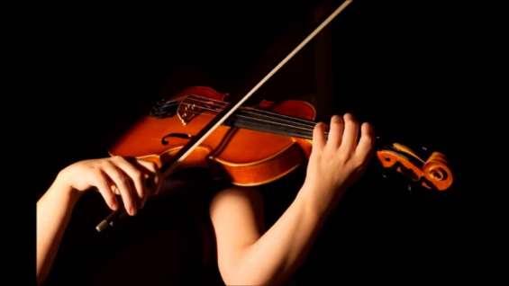 Clases de violin y violonchello
