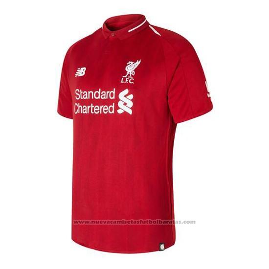 Nueva camisetas de futbol liverpool baratas