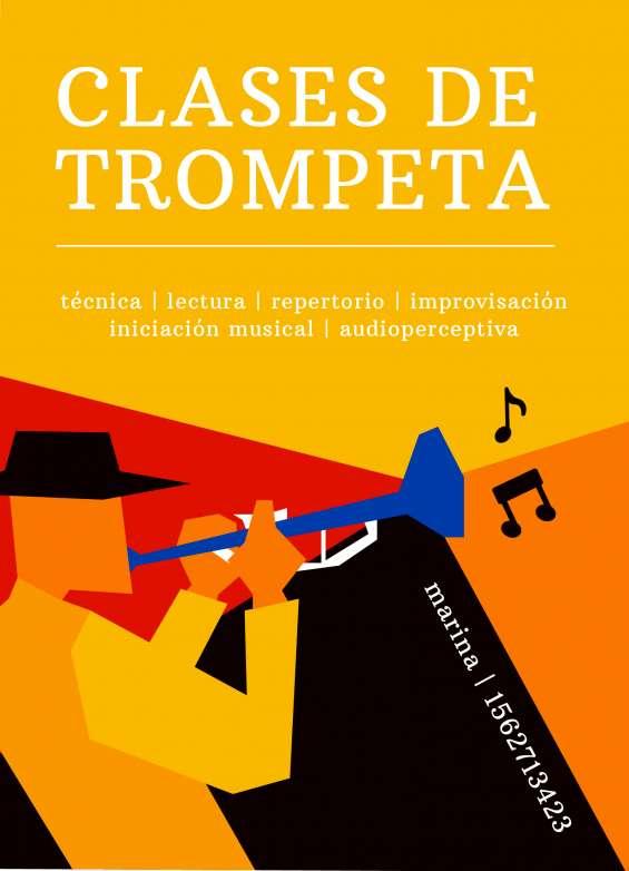 Clases de trompeta // todos los niveles y edades! en cap fed y bs as