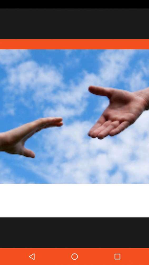 Solicito ayuda monetaria. a personas humanitarias y solidarias