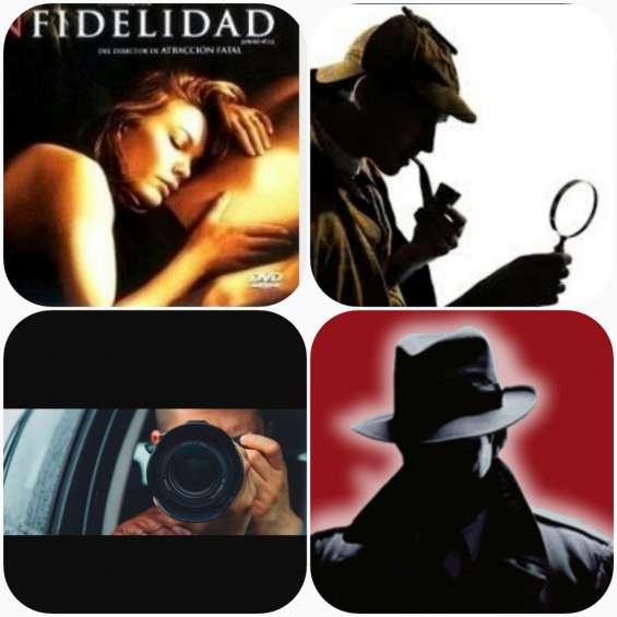 Agencia de investigaciones privadas. detectives