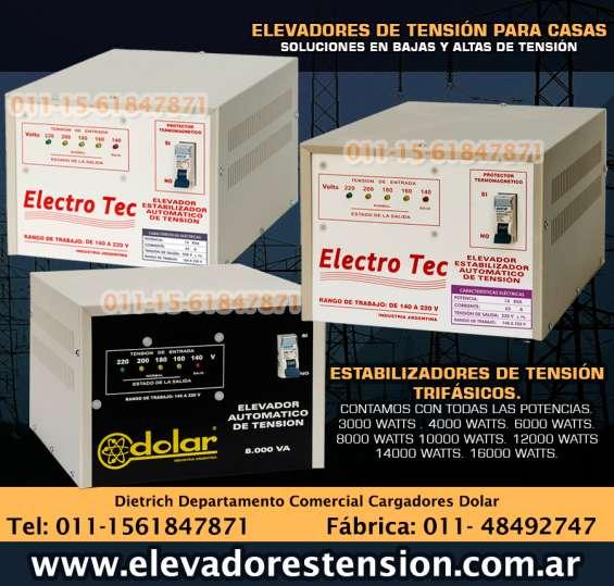 Fabrica de estabilizadores automáticos 011- 48492747