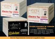 Venta Directa elevadores de tensión Escobar 011- 48492747