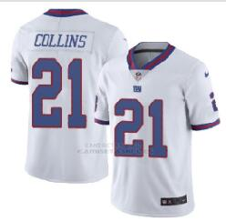 Camiseta new york giants collins blanco