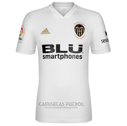 Camiseta valencia primera 2018 2019