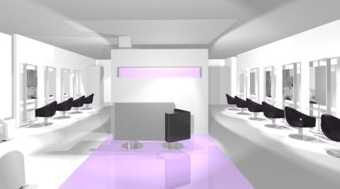 Bellmatic fabrica y diseña muebles para peluquerias