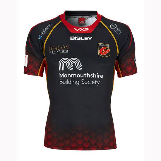Camiseta rugby dragons barata 2018