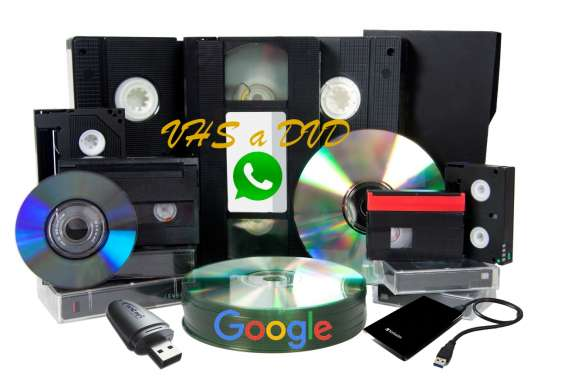 Vhs video a digital