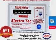 Elevadores para domicilios de tensión Pilar 011- 48492747