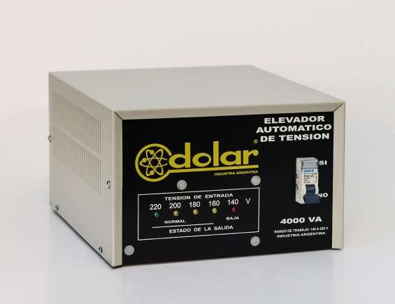 Elevador de tensión 6000 dolar (011) 48492747