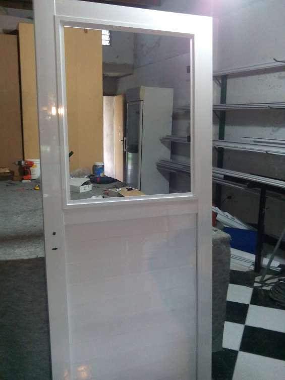 Ventanas puertas de aluminio en zona sur