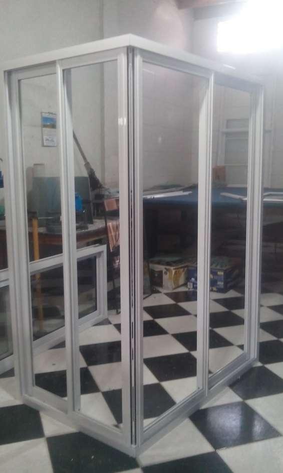 Fotos de Ventanas puertas de aluminio en zona sur 6