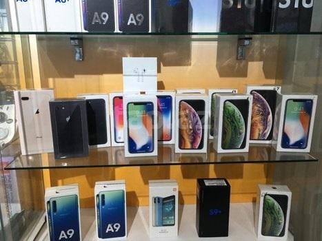 Nuevo apple iphone xs max xs samsung s10 plus s10 huawei p30 pro y p30 $400 usd