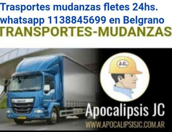 Camiones con acoplados