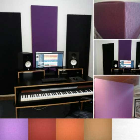 Paneles acusticos & decorativos