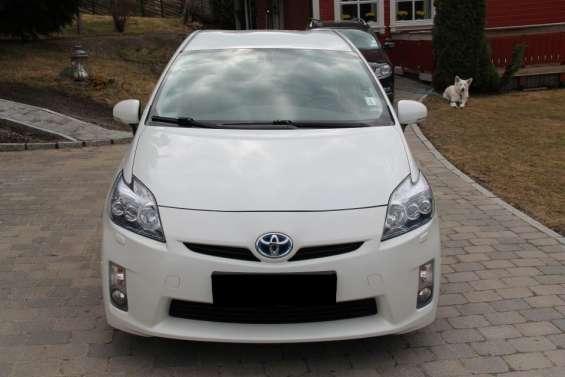Toyota prius 2009 gasolina