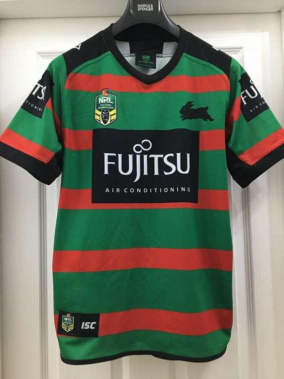 Camisetas nrl rugby south sydney rabbitohs 2018