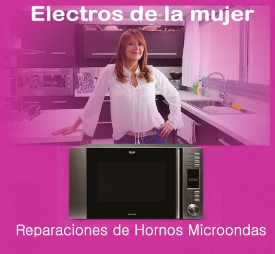 Microondas reparación